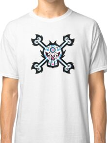 Mexican 'Day of the Dead' Skull Classic T-Shirt