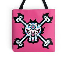 Mexican 'Day of the Dead' Skull Tote Bag