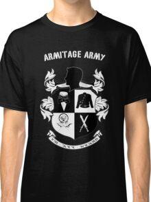 Armitage Army CoA -txt- dark Tee Classic T-Shirt