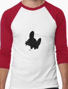 iMukdip  Men's Baseball ¾ T-Shirt