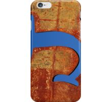 J. iPhone Case/Skin