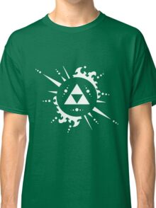 Triforce White Classic T-Shirt