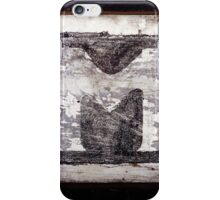 M. iPhone Case/Skin
