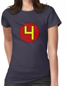 That's a pretty excellent number 4 T-Shirt