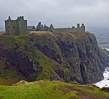 Dunnottar Castle Aberdeenshire by Nick Jenkins