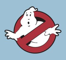 Original Ghostbusters Logo (in colour) Baby Tee