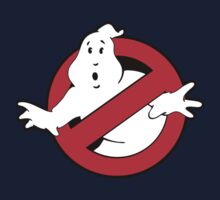 Original Ghostbusters Logo (in colour) Kids Tee