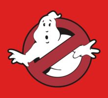 Original Ghostbusters Logo (in colour) One Piece - Long Sleeve