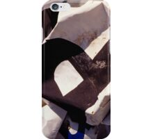 P. iPhone Case/Skin