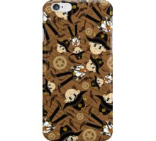 Cute Cowboy Pattern iPhone Case/Skin