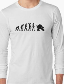 Evolution Goalie Hockey Long Sleeve T-Shirt