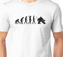 Evolution Goalie Hockey Unisex T-Shirt