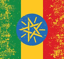 Flag of Ethiopia by quark