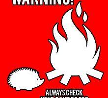 Always check your bonfire for John Watson. by nimbusnought