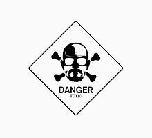 Heisenberg face Silouhette Shadow Warning Unisex T-Shirt
