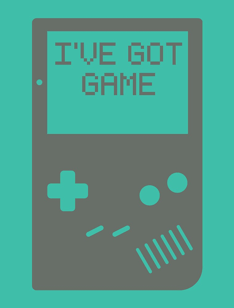 I've got game, Boy by Jonah Block