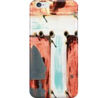 T. iPhone Case/Skin
