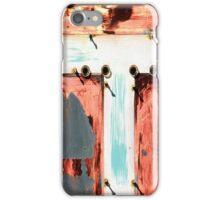 T. iPhone Case/Skin