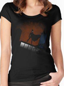 Tuxedo Returns Women's Fitted Scoop T-Shirt