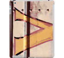 V. iPad Case/Skin
