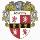 Murphy Coat of Arms/Family Crest by William Martin