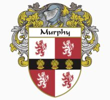 Murphy Coat of Arms/Family Crest Kids Clothes