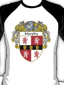 Murphy Coat of Arms/Family Crest T-Shirt