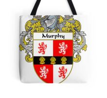 Murphy Coat of Arms/Family Crest Tote Bag