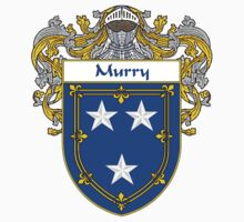 Murry Coat of Arms/Family Crest by William Martin