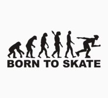 Evolution Inline Skating by Designzz