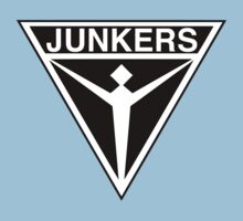 Junkers Aircraft logo Kids Clothes