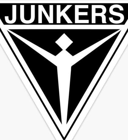 Junkers Aircraft logo Sticker