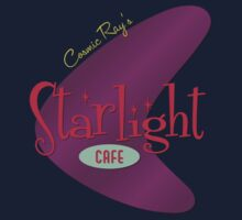 Cosmic Ray's Starlight Cafe by fourblackbirds