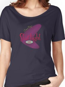 Cosmic Ray's Starlight Cafe Women's Relaxed Fit T-Shirt