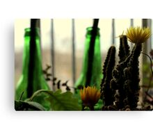 Greenery. Canvas Print