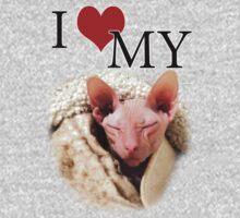 I LOVE MY SPHYNX by Jessica Gerber