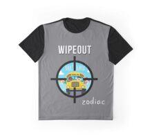 wipe out school bus target zodiac killer inspiration Graphic T-Shirt