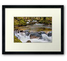 Golitha Falls - Bodmin Moor Framed Print