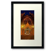 St. Patricks before dawn Framed Print