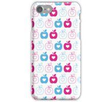 Valentine Heart Apple Pattern iPhone Case/Skin