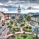 Plaza Central by alanbrito