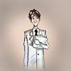 Paperman ( male) by elenapugger