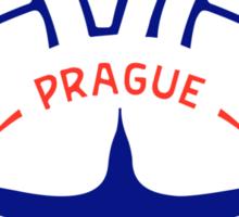 Avia Aircraft Logo Sticker