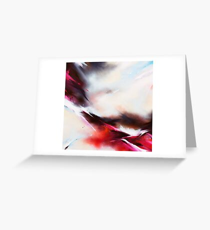Storm Chaser poster Greeting Card