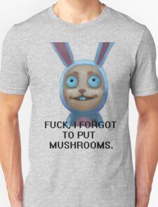 Teemo forgot mushrooms T-Shirt