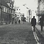 Cobbled Road by helloimbethany