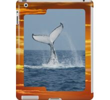 Whale Tail iPad Case iPad Case/Skin