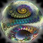 I'd Paint Spirals on the Moon for You by barrowda
