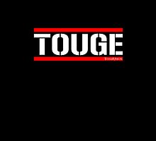Touge Army Phone Case - Black by TougeUnion