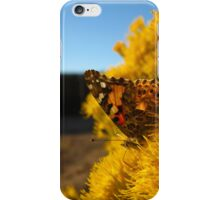 Butterfly's Sunny Day iPhone Case/Skin
